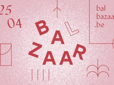 Participez au BAL BAZAAR !